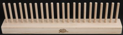 Laminated Base 0.5m with 22 x 10mm beech pegs