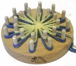 Flower Winding Frame - 2 ring