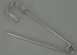 Kilt Pin Silver (4)