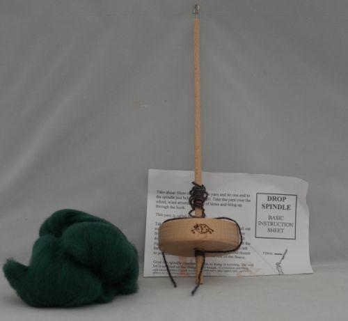 Drop Spindle Starter Kit