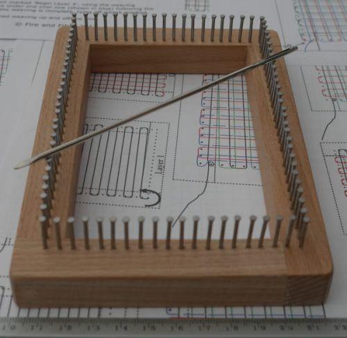 Weavit Style Loom 10 x 15cm