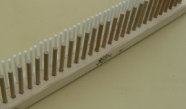 0.75m Double, 6mm nylon & 10mm beech pegs
