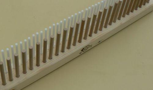 0.75m Double, 6mm nylon & 10mm beech pegs