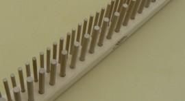 0.75m Double, 8mm & 12mm beech pegs